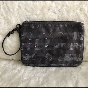 💕3/$25 Bath and Body Works Sequin Wristlet